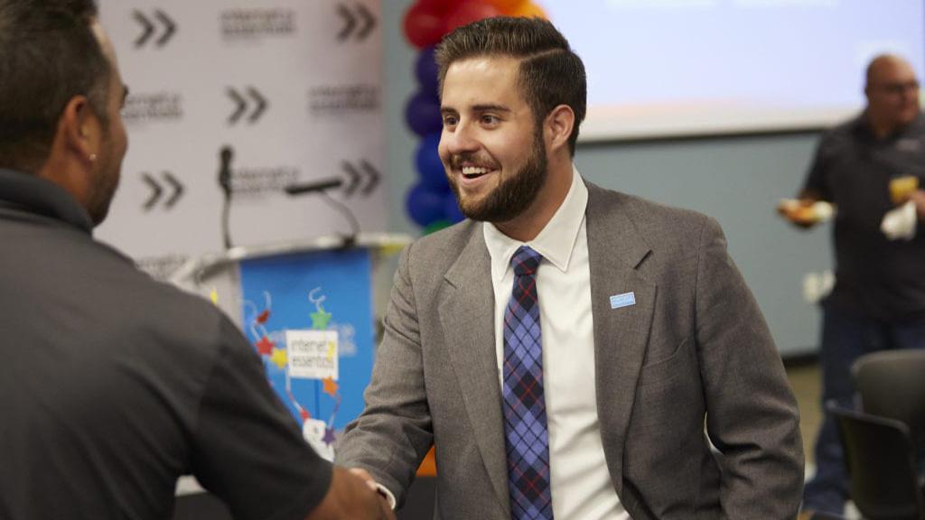 Kyle Biederwolf, External Affairs Manager